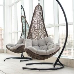 現代文青藝術吊椅